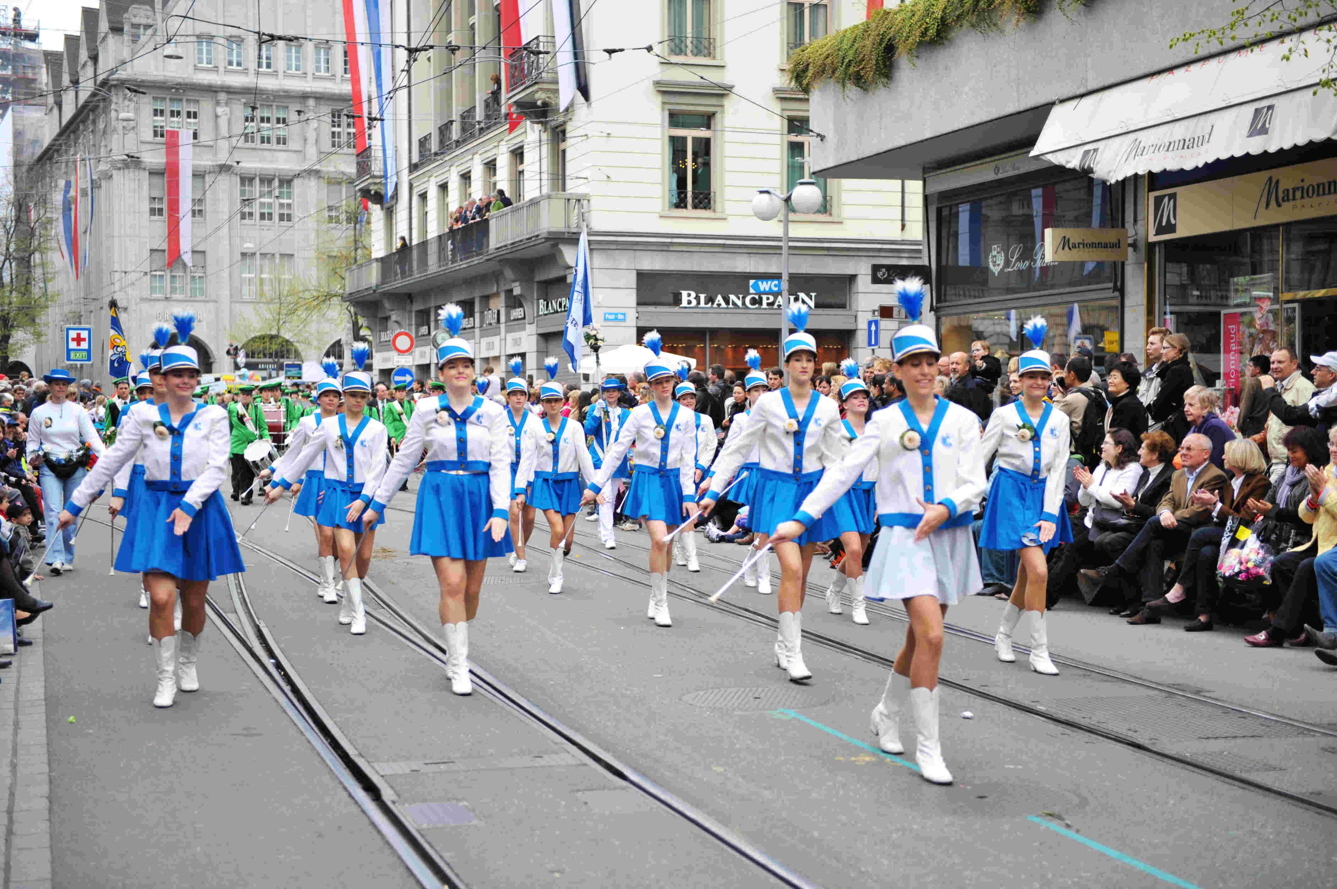 瑞士送冬节