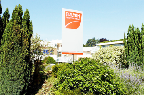 EMLYON高等商业学校