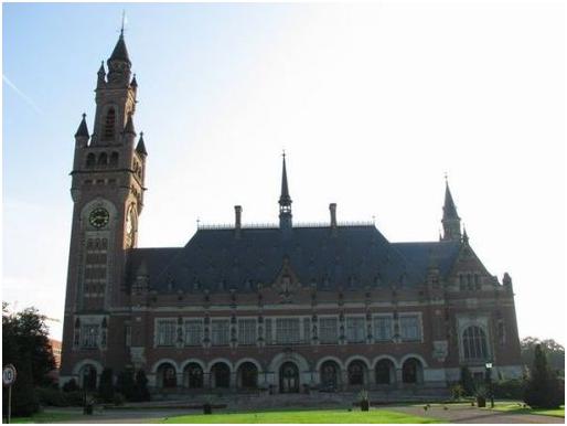 海牙国际法庭