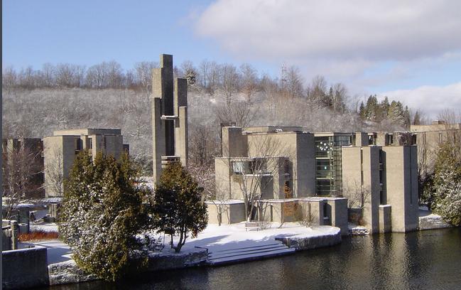 加拿大 院校推荐  学校介绍:加拿大特伦特大学(trent university)(又