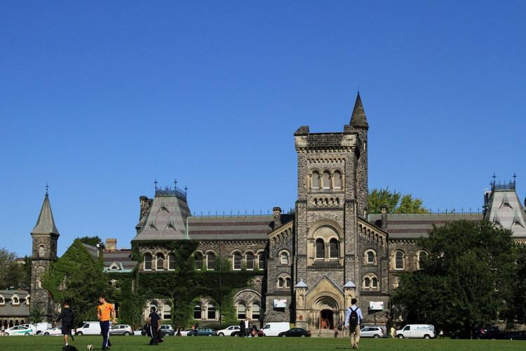唯美浪漫|多伦多大学校园风景