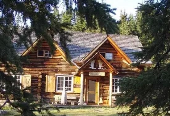 烏托邦|加拿大童話般別致的房屋