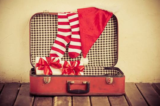 不能随身带上飞机;   托运的行李尽量只带一个大件,不应多于30公斤;最