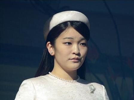 日本皇室的真子公主