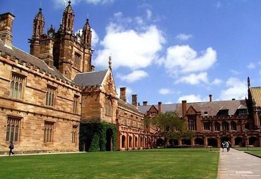 悉尼大学与巴黎名校强强联合 共同开设双学位课程