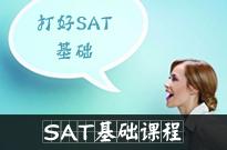 SAT基础课程(京外分校)
