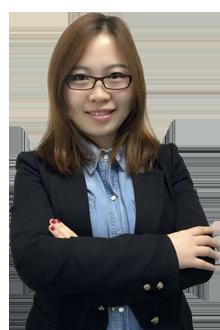 澳际留学英语谢鹏萍