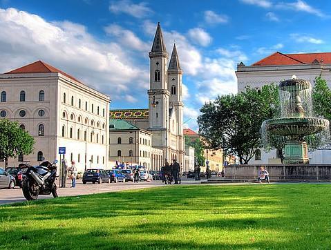德国慕尼黑大学