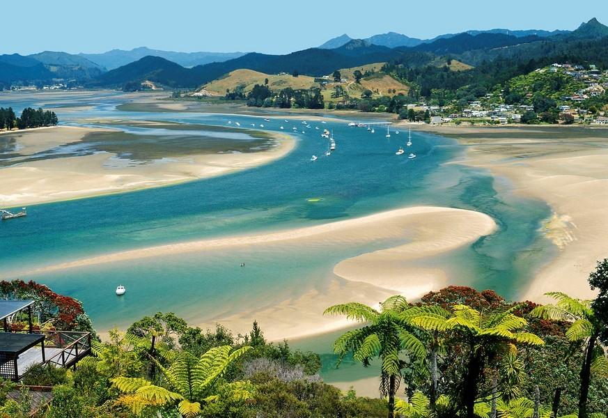 中学生留学怎能不选新西兰?