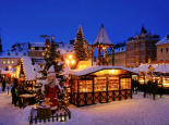艾玛!加拿大留学生这样过圣诞节 提前体验