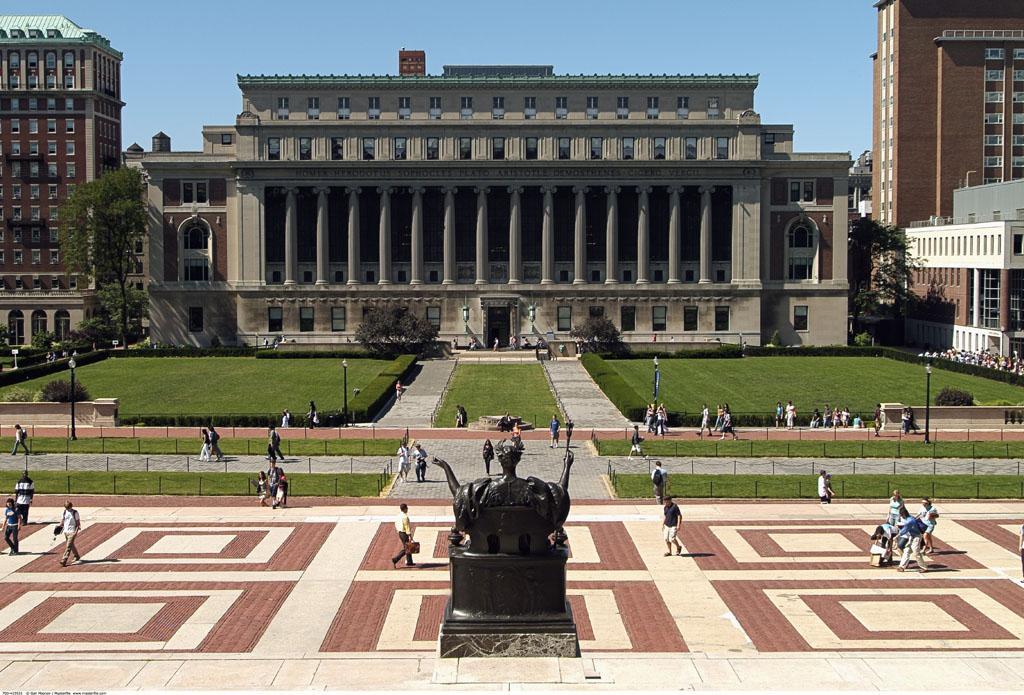 那年我去哥伦比亚大学带上的出国留学条件_澳