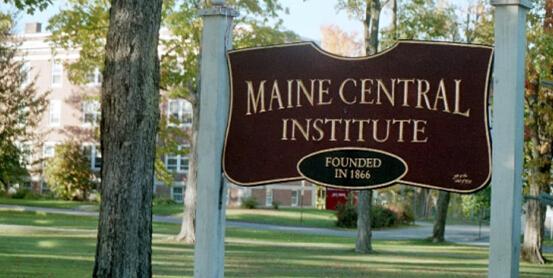 美国缅因州优质高中缅因中央学院来访
