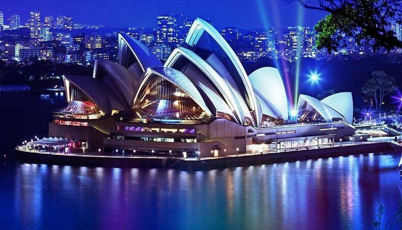 2018冬令营 澳洲黄金海岸中学插班学习+主题游览两周营